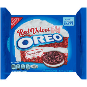 Cream Cheese Red Velvet Cookies