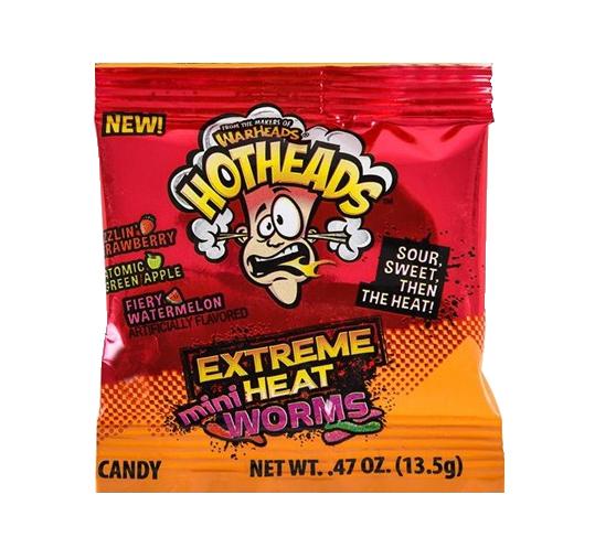Extreme Heat Mini Worms