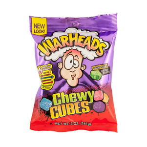 Sour Chewy Cubes