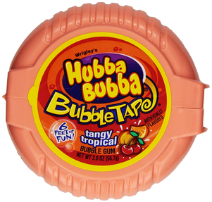 Bubble Tape Tangy Tropical