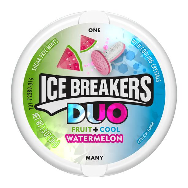 Duo Fruit + Cool Watermelon