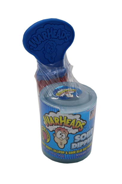 Sour Dippers Blue Raspberry