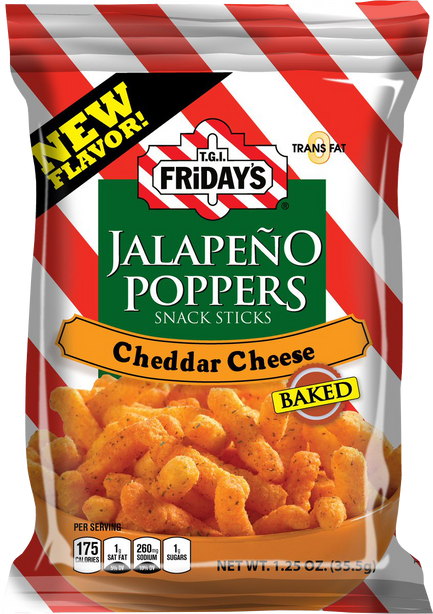 Jalapeno Poppers Cheddar Cheese