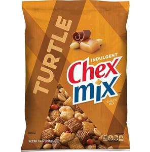 Turtle Indulgent Snack Mix