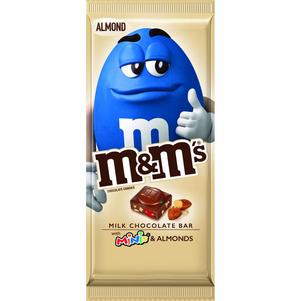 Milk Chocolate w/ Minis & Almond