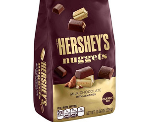 Nuggets Milk Chocolate with Almond