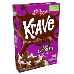 Krave Double Chocolate