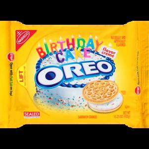 Birthday Cake Vanilla Cookies