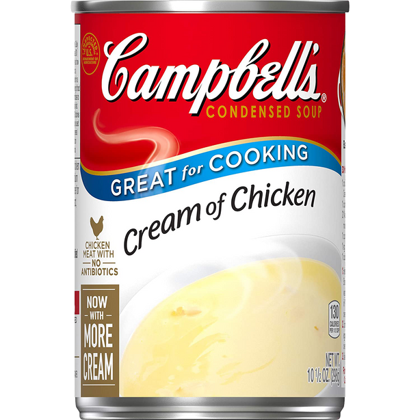 Cream of Chicken