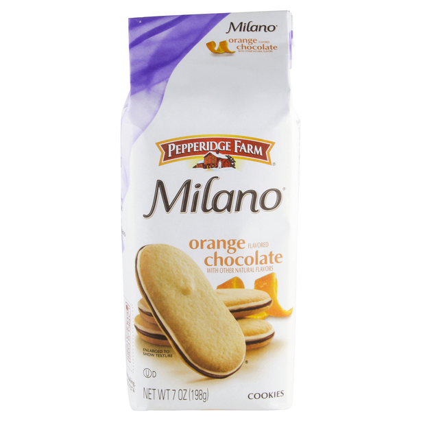 Milano Orange Chocolate