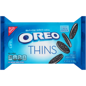 Chocolate Thins with Creme