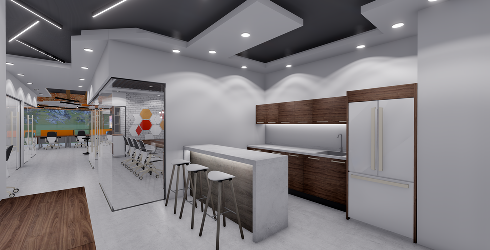 Suite with Kitchen Space