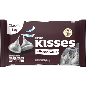 Kisses Milk Chocolate
