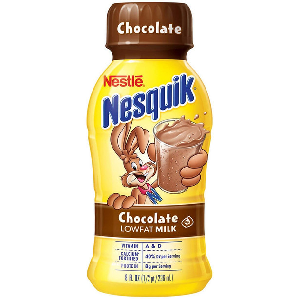 Chocolate Low Fat Milk