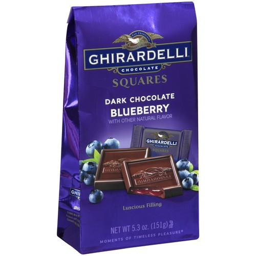 Dark Chocolate Blueberry