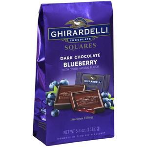 Dark Chocolate Blueberry