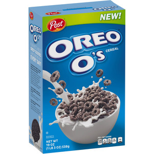 Post Oreo Cereal