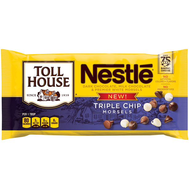 Toll House Triple Chips Morsels