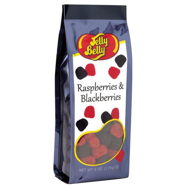 Raspberry & Blackberries