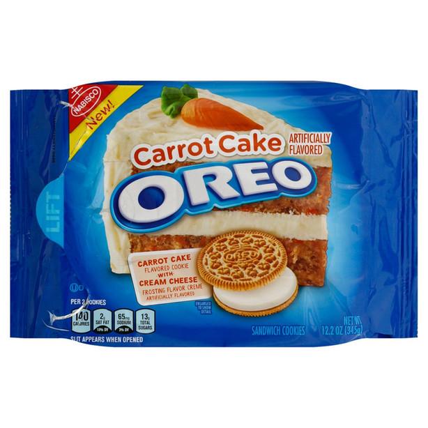 Cream Cheese Carrot Cake Cookies