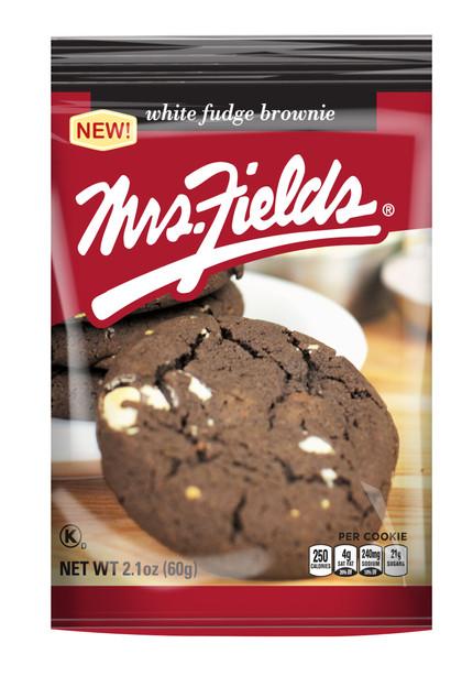 White Fudge Brownie