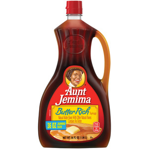 Butter Rich Syrup