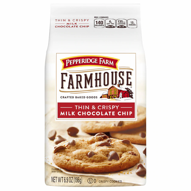 Thin & Crispy Milk Chocolate Chip