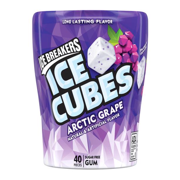 Ice Cubes Arctic Grape
