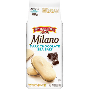 Milano Dark Chocolate Sea Salt