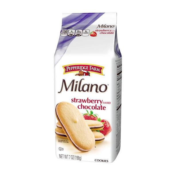 Milano Strawberry Chocolate