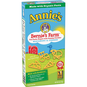 Bernie's Farm Fun Pasta Shapes