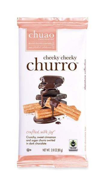 Cheeky Cheeky Churro