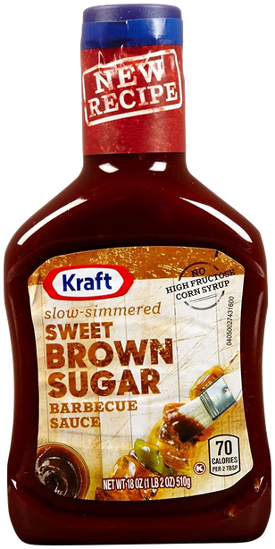 Sweet Brown Sugar BBQ Sauce & Dip