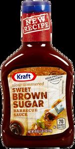 Sweet Brown Sugar BBQ Sauce & Dip