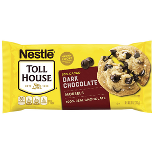 Toll House Dark Chocolate Morsels