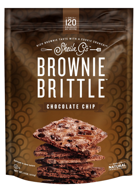 Brownie Brittle Chocolate Chip