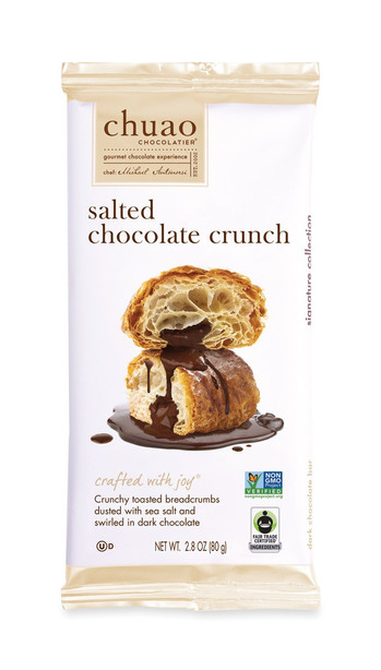 Salted Chocolate Crunch