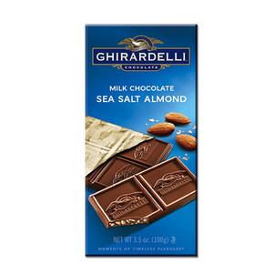 Milk Chocolate Sea Salt Almond