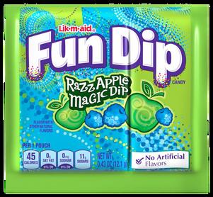 Razz Apple Magic Dip