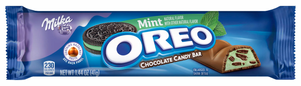 Chocolate Mint Candy Bar