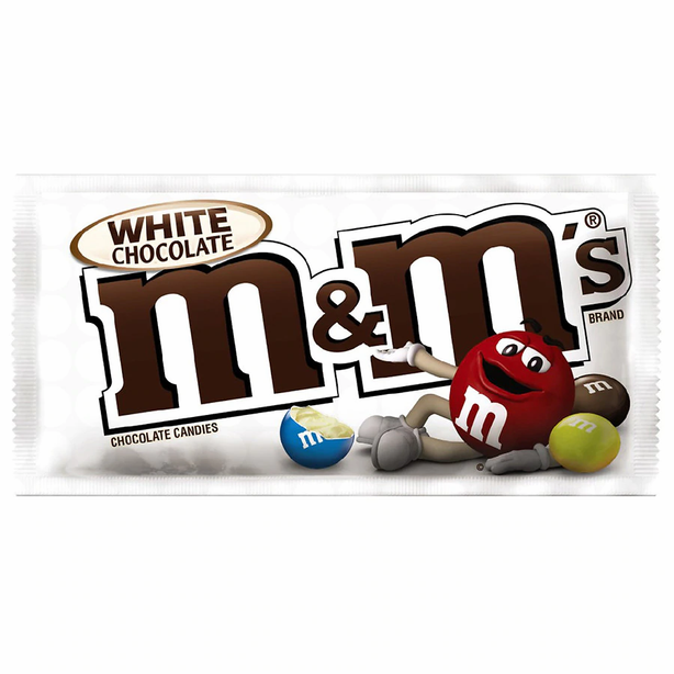 Chocolate Candies White Chocolate