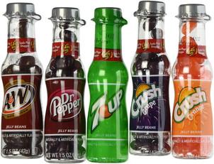 Soda Pop Shoppe Gummi Bottles