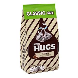 Milk Chocolate Hugged by White Creme