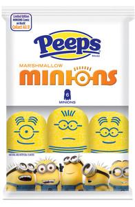 Peeps Marshmallow Minions