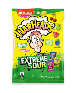 Extreme Sour Hard Candy