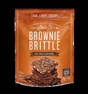 Brownie Brittle Salted Caramel