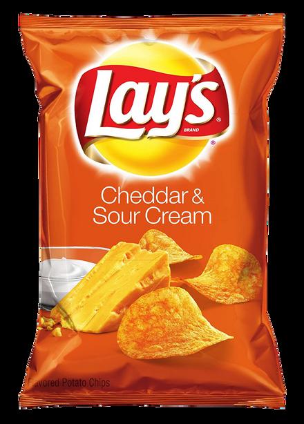 Cheddar & Sour Cream