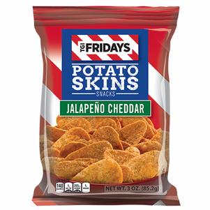 Potato Skins Jalapeno Cheddar
