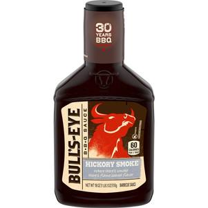 Bulls-Eye BBQ Sauce Hickory Smoke