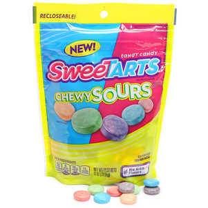 Tangy Candy Chewy Sours